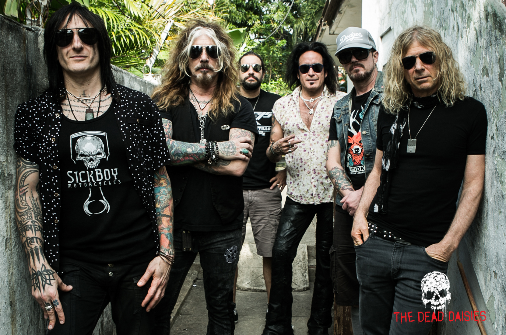 TEO Magazine-The Dead Daisies