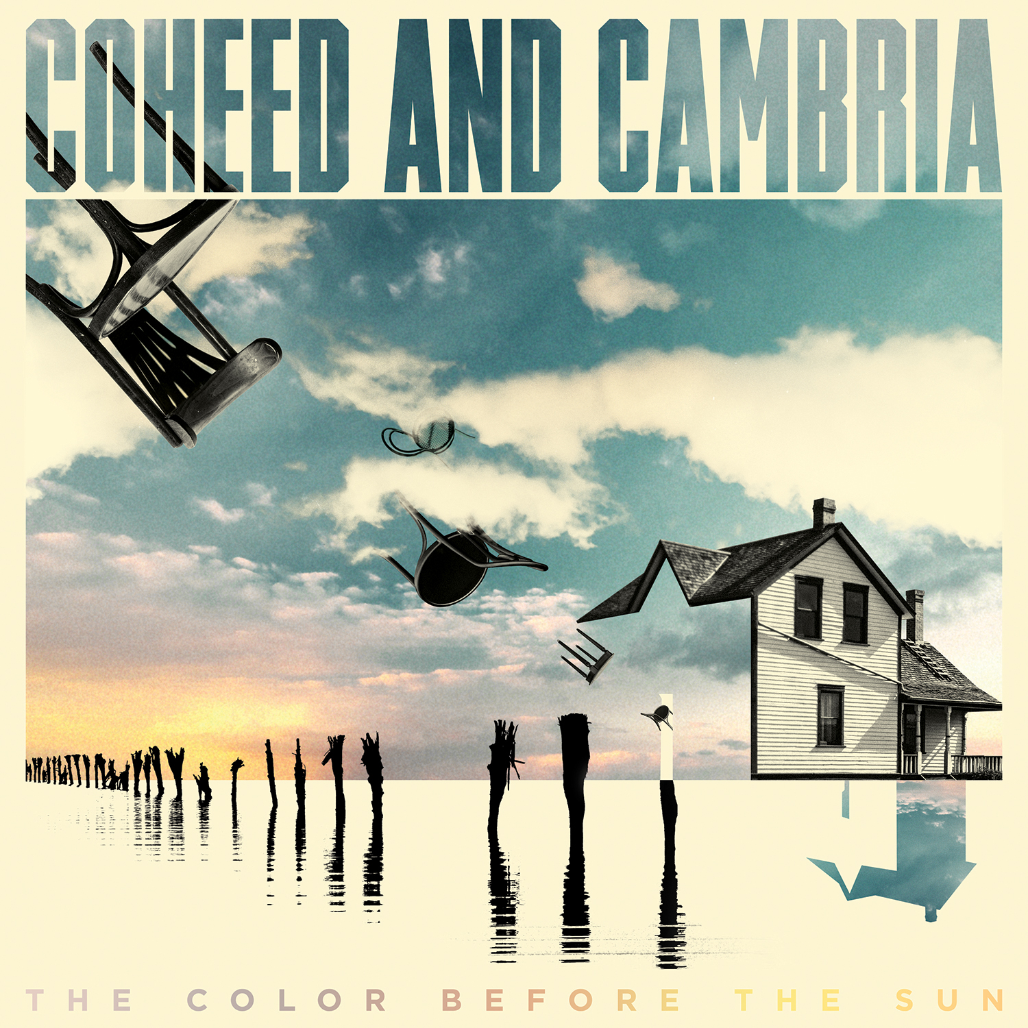 Coheed and Cambria-The Color Before the Sun-TEO Magazine-Adelaide-Sydney
