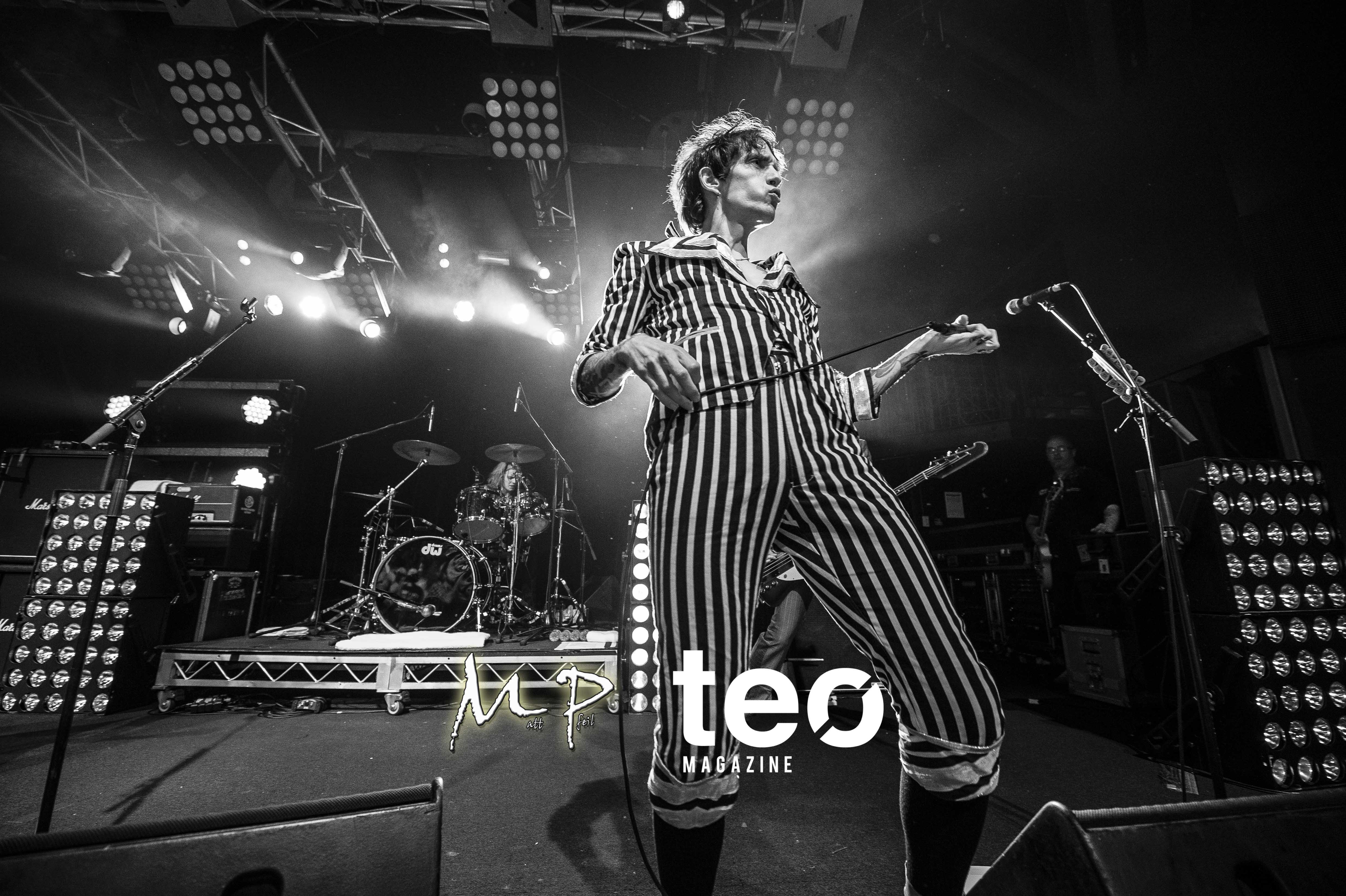 Justin Hawkins-The Darkness-Last of our kind-Blast of our kind tour-Adelaide-TEO Magazine