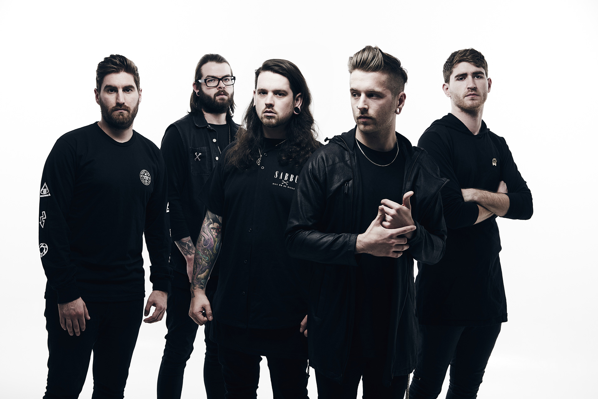 Bury Tomorrow-TEO Magazine-Adelaide Music-Sydney Music-Blog