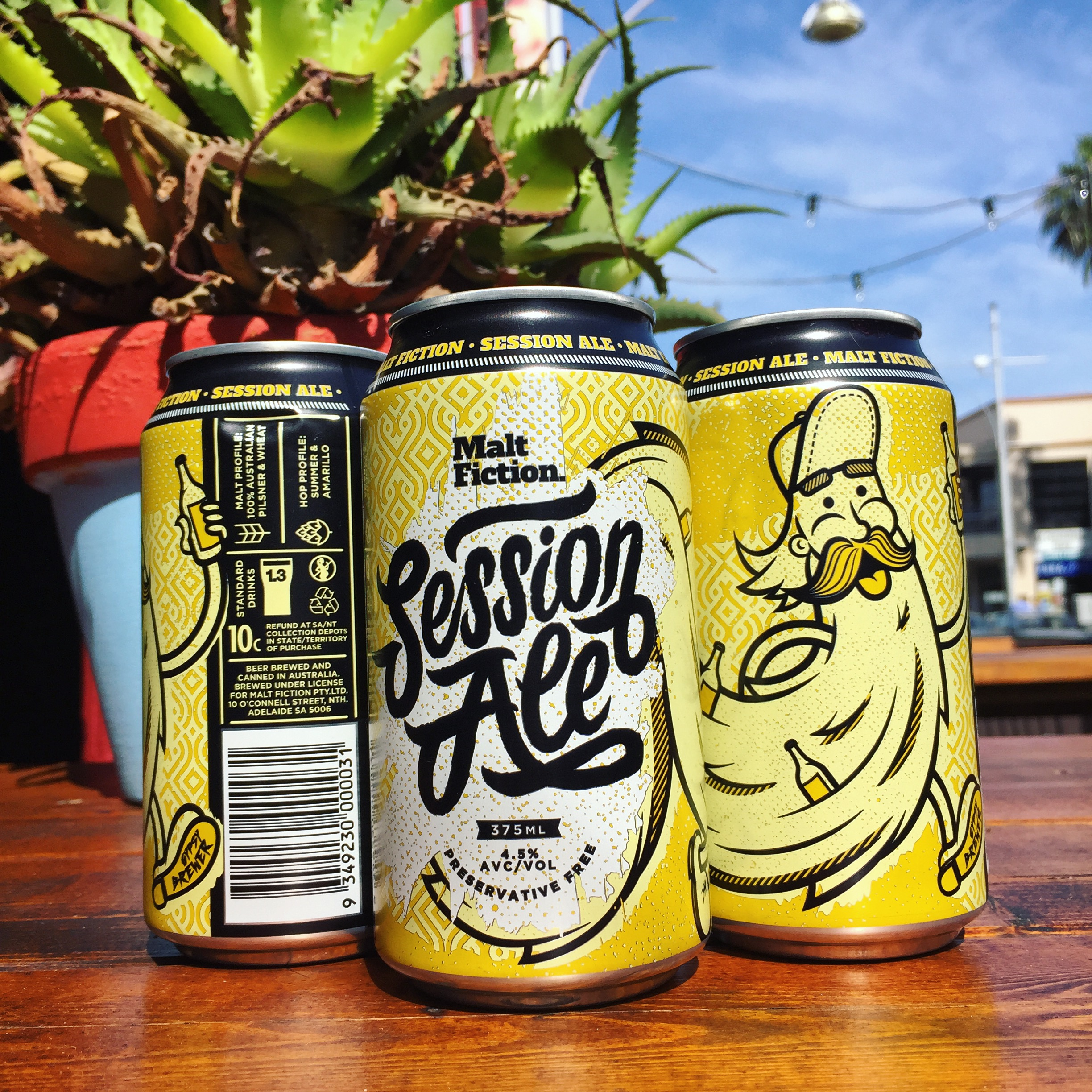 Adelaide Food Blog-Malt Fiction