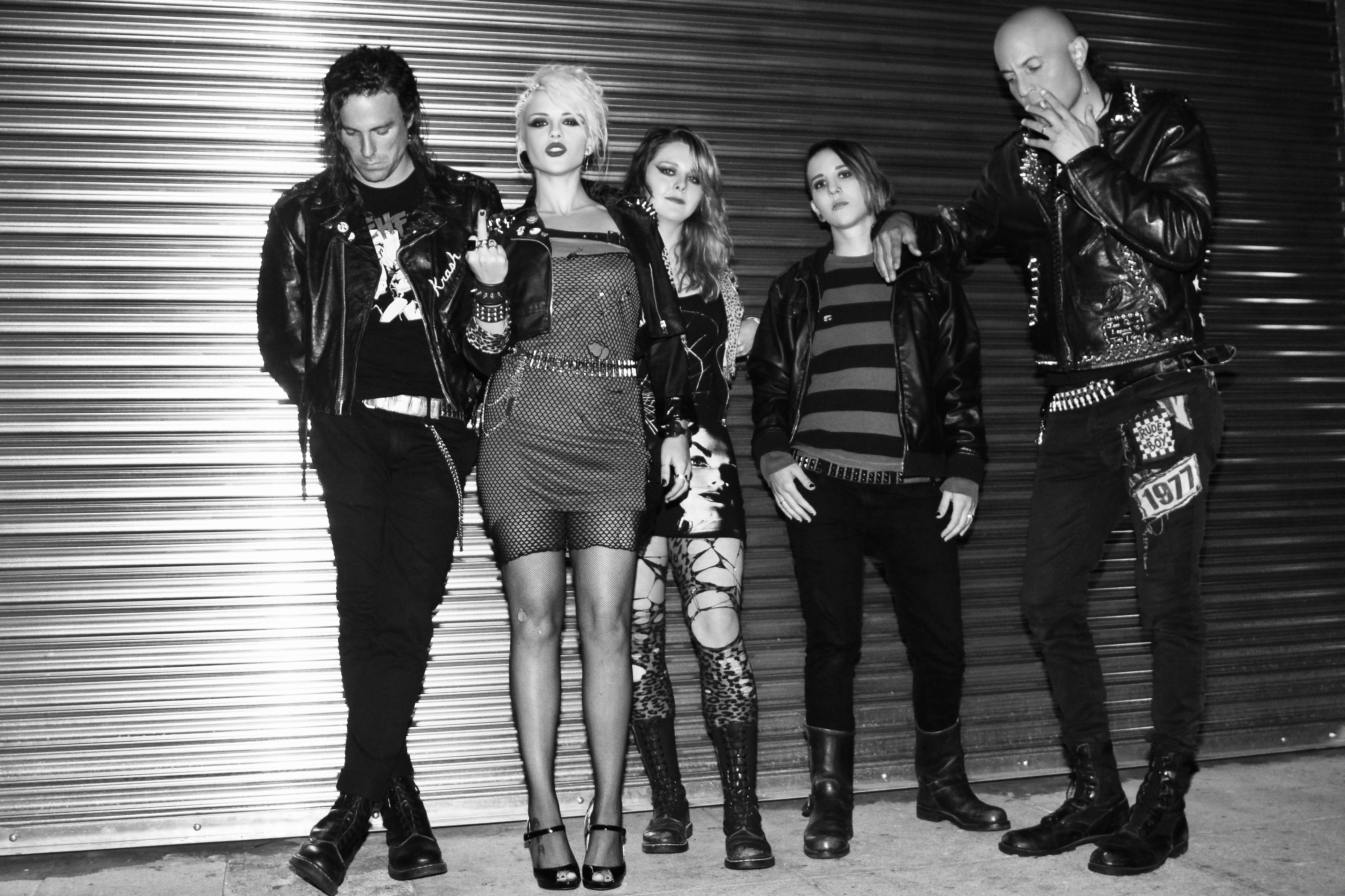 BARB WIRE DOLLS RELEASE VIDEO FOR \'DROWN\' | TEO MAGAZINE // BLOG