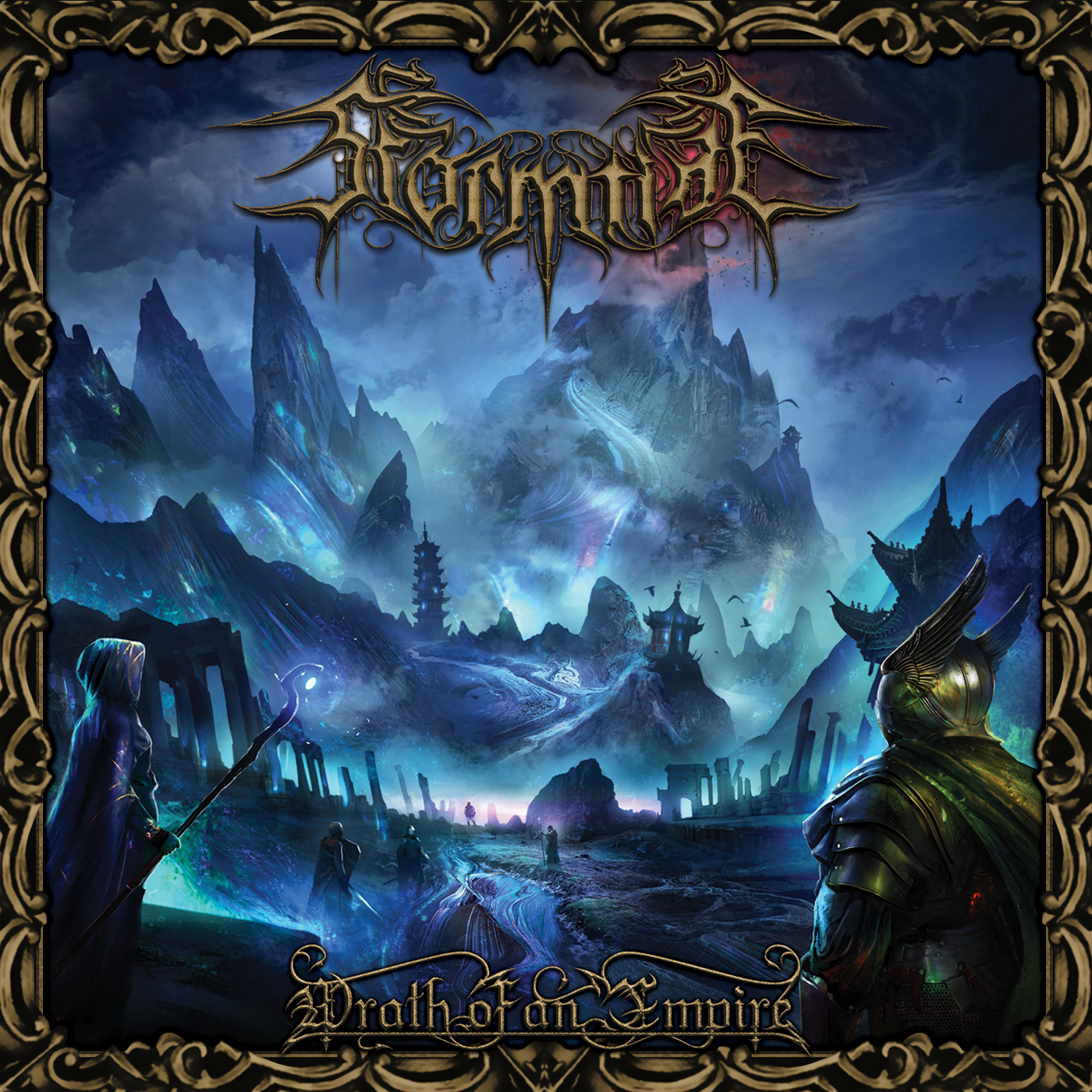 Melbourne Music Blog-Melbourne Music Magazine-Stormtide-Wrath of an Empire
