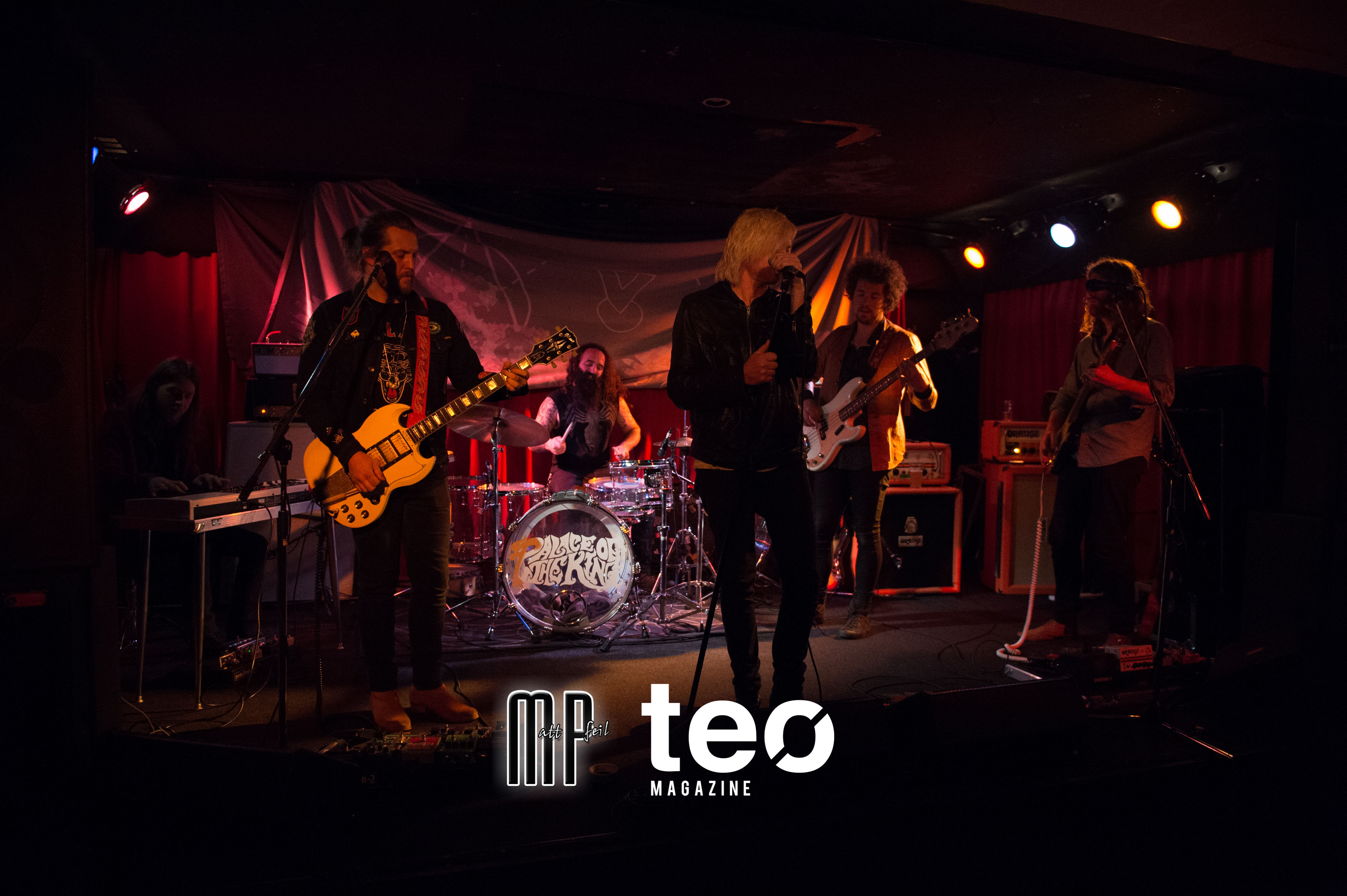 Adelaide Music Blog-Melbourne Music Blog-Palace Of The King