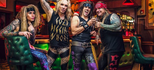 [ALBUM REVIEW] LOWER THE BAR BY STEEL PANTHER