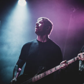 LIVE MUSIC REVIEW: UNDEROATH AT THE GOV