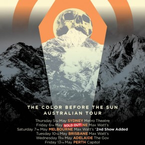 COHEED AND CAMBRIA AUSTRALIAN TOUR TICKETS ON SALE TODAY!