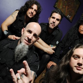 ANTHRAX SET TO RELEASE 11TH ALBUM: FOR ALL KINGS