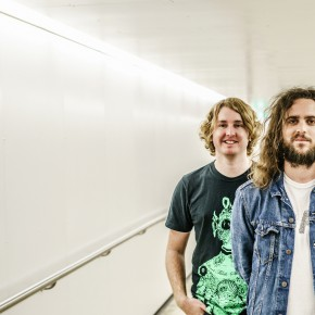 MUSIC: DZ DEATHRAYS RELEASE NEW SINGLE 'BLOOD ON MY LEATHER'  + WILL BE PLAYING GROOVIN' THE MOO!