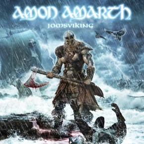 AMON AMARTH'S JOHAN HAS A MESSAGE FOR YOU
