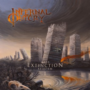 INFERNAL OUTCRY GIVE FREE TRACK ABOUT SUSTAINABLE POPULATION GROWTH - AND THEIR E.P. LAUNCHES THIS THIS FRIDAY!