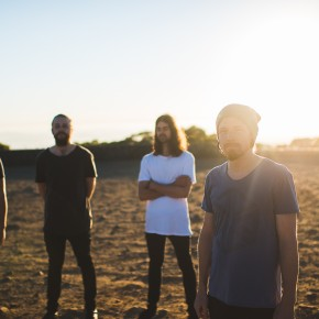 NEW AUSTRALIAN PROG BAND, STARE AT THE CLOUDS TO RELEASE DEBUT ALBUM!