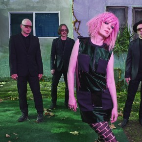GARBAGE RELEASE MUSIC VIDEO FOR 'EMPTY'
