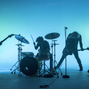 GONE IS GONE PREMIERES NEW VIDEO FOR 'STARLIGHT'