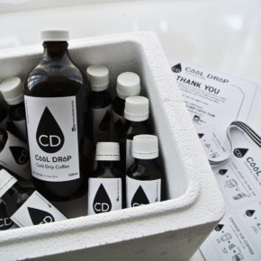 COOL DROP COLD DRIP COFFEE: FRESHLY BREWED COFFEE DELIVERED TO YOUR DOOR!
