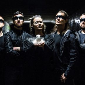 ACOLYTE ANNOUNCE RELEASE DATE FOR DEBUT ALBUM, TITLED: SHADES OF BLACK!