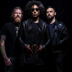 GIRAFFE TONGUE ORCHESTRA'S BROKEN LINES IS OUT THIS SEPTEMBER