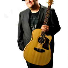 LLOYD SPIEGEL SOLO TOUR AND SIGNATURE GUITAR GIVEAWAY