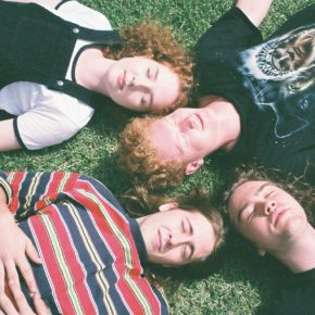 ADELAIDE'S GRUNGE BAND, SIAMESE, ARE ON THE RISE.