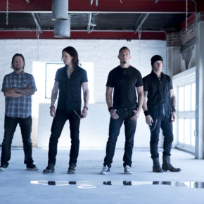 ALTER BRIDGE ANNOUNCES SUPPORT BAND FOR AUSTRALIA/NEW ZEALAND TOUR