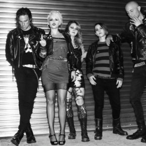 BARB WIRE DOLLS RELEASE VIDEO FOR 'DROWN'