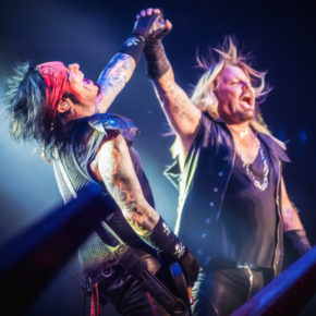 MÖTLEY CRÜE: THE END WILL BE AVAILABLE FOR STREAMING THIS WEEKEND!