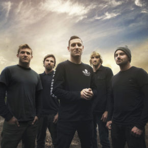 PARKWAY DRIVE'S IRE DELUXE DIGITAL EDITION IS OUT TODAY