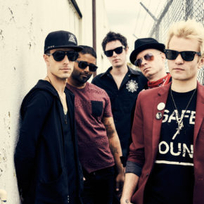 SUM 41 RELEASE NEW FAN TRACK AND MUSIC VIDEO, 'FAKE MY OWN DEATH'
