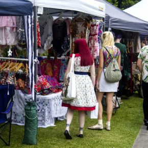 THE SYDNEY ROCK 'N' ROLL & ALTERNATIVE MARKET RETURNS AT THE END OF JULY