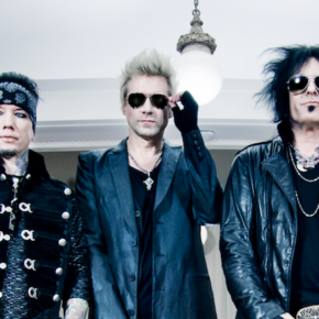 SIXX:A.M. RELEASE NEW SINGLE 'PRAYERS FOR THE DAMNED' AND A TEASER OF THE UPCOMING VIDEO!