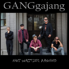 GANGGAJANG RELEASE NEW SINGLE 'NOT WAITING AROUND' AND ANNOUNCE TOUR DATES FOR SEPTEMBER-NOVEMBER 2016
