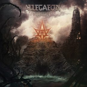 ALBUM REVIEW: PROPONENT FOR SENTIENCE BY ALLEGAEON