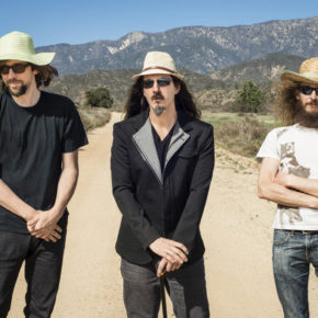 THE ARISTOCRATS DOWN UNDER FOR THE TRES CABALLEROS TOUR