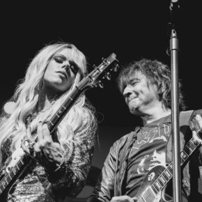 LIVE MUSIC REVIEW: RSO/RICHIE SAMBORA AND ORIANTHI AT THE ADELAIDE ENTERTAINMENT CENTRE