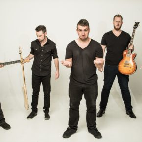 COLIBRIUM TO CO-HEADLINE AT HARD ROCK HALLOWEEN CHARITY GIG