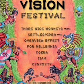 ADELAIDE TO EXPECT PURE SOUND FROM IIAH AT THIS MONTH'S VISION FEST