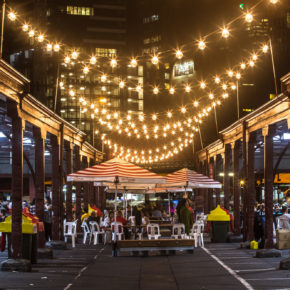 MELBOURNE'S SUMMER NIGHT MARKET RETURNS