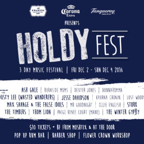 LIVE MUSIC REVIEW: DAY 1 OF HOLDYFEST