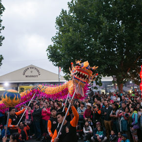 MELBOURNE KICKS OFF LUNAR NEW YEAR CELEBRATIONS AT THE SUMMER NIGHT MARKET
