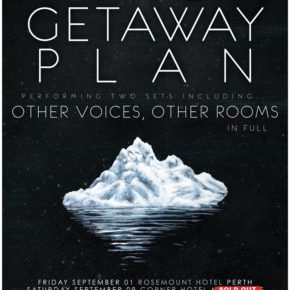 [NEWS] THE GETAWAY PLAN OTHER VOICES, OTHER ROOMS NATIONAL TOUR