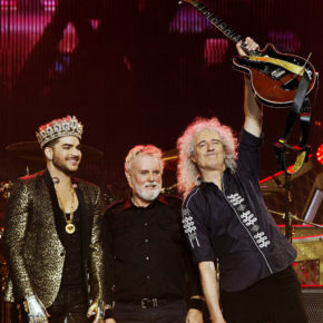 [NEWS] QUEEN AND ADAM LAMBERT ANNOUNCE 2018 AUSSIE ARENA TOUR