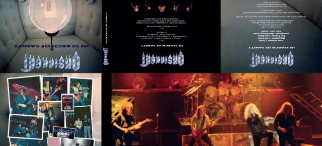 [ALBUM REVIEW] IN SEARCH OF SANITY BY ONSLAUGHT: REMASTERED