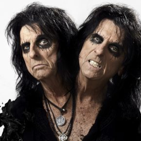 [NEWS] ALICE COOPER PREMIERES LYRIC VIDEO FOR BRAND NEW SONG 'PARANORMAL'