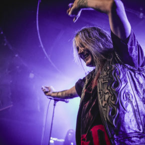 [LIVE MUSIC REVIEW] SEBASTIAN BACH AT THE GOV