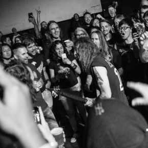 [LIVE MUSIC REVIEW] ANVIL AT FOWLER'S LIVE