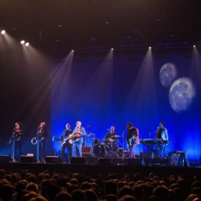 [LIVE MUSIC REVIEW] PAUL KELLY WITH SPECIAL GUEST STEVE EARLE AT ADELAIDE ENTERTAINMENT CENTRE