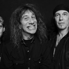 [INTERVIEW] STEVE 'LIPS' KUDLOW OF ANVIL TALKS SUCCESS AND STAYING TRUE TO YOUR SOUND