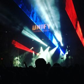 [LIVE MUSIC REVIEW] THE MONSTER OF GATHERINGS: UNIFY 2018