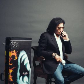 [NEWS] GENE SIMMONS 40TH ANNIVERSARY SOLO ALBUM TOUR DATES CHANGED