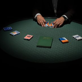 [ADELAIDE FRINGE SHOW REVIEW] THE EXPERT AT THE CARD TABLE: HOW TO CHEAT AT CARDS